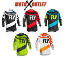 2018 Fly Racing F-16 Jersey MX ATV Motocross Off-Road Dirt Bike BMX Riding Gear