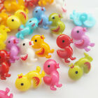 10/50/100/500pcs Plastic Duck Button Sewing Buttons Craft 12mm T0982