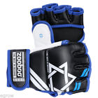 High-quality Leather Grappling Gloves Mitt Train Fight Boxing Punch Bag Sparring