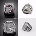 Chicago Blackhawks 2013/2015 Stanley Cup Championship Ring Heavy Solid
