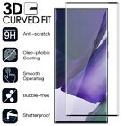 3D Full Cover Curved Tempered Glass Screen Protector For Samsung Galaxy Note 8