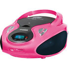 Tragbares Stereo Radio mit CD/MP 3 Player  CD PLAYER USB SD-Card AUX IN HYUNDAI