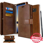 For Samsung Galaxy Note 8 Dual Flip wallet Card Holder Case Cover [Goospery®]
