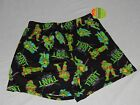 NEW Teenage Mutant Ninja Turtles Boxers Shorts Pajamas Underwear Mens Size Small