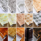 3.28ft 3d Imitation Marble Texture Renovation Stickers Self-adhesive Wallpaper