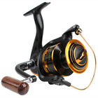Fishing Spinning Reel 10BB 5.1:1 Al Spool Ultra Light Ice High speed Bass Crap