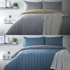 APPLETREE® 100% COTTON DARI LUXURY DUVET COVER MODERN ARROW SKANDI PRINT BEDDING