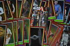 Topps 2015 Journey to STAR WARS The Force Awakens Trading Cards - Mirror Foil