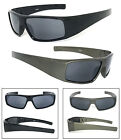 Full Lenses Magnified Tinted Sun Reader Reading Sunglasses Unisex Wrap UV400