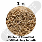 6 ROW DISTILLER'S MALT Homebrew Beer Moonshine  Unmilled or Crushed Per Pound