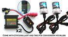 H3 12V 35W Bulb AC Conversion HID Kit slim ballast Low Fog 6 Color Available I9
