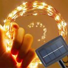 ieGeek 100/200 LED String Fairy Lights Xmas Christmas Party Lamp Solar Light New