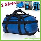 New EPE Pisces Waterproof PVC Roll Top Gear Bag 4WD Wet Dry Duffel Backpack Blue