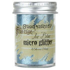 Stampendous Micro glitter - 18 colors - resin jewelry making crafts scrapbooking