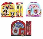 Boys & Girls Character DINNER SETS - Plate/Cup/Bowl/Cutlery (Christmas/Gift)