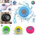 IDM Shower Waterproof Wireless Bluetooth Speaker Suction Stereo For iPhone #us