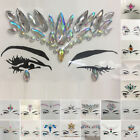 Acrylic Resin 20 Style Stickers Tattoos Crafts Face Body Art Painting Decoration