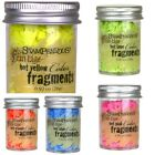 Stampendous fragments - 5 neon colors - resin jewelry making crafts scrapbooking