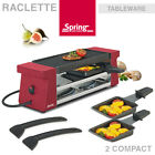 % Sale % Spring - Raclette 2 Compact - Rot
