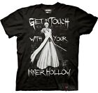Bleach Get In Touch With Your Inner Hollow Anime Adult T Shirt
