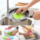 Multifunction Silicone Washing Sponge Kitchen Cleaning Bowl Pan Bowl Dish Brush