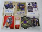MINNESOTA VIKINGS 106 CARD LOT 3-AUTOGRAPHS , 2-JERSEYS, NO DUPS, CHAD GREENWAY
