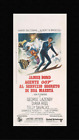 JAMES BOND - On Her Majesty's Secret Service - Itali... £9.99 GBP