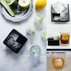 New 1 PC Silicone Ice Cube Trays 4 Cubes Molds Storage Box Kitchen Tools EA