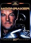 007 James Bond Moonraker Special Edition DVD NEW! USA R1 Roger Moore $13.88 USD