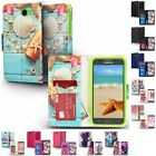 For Samsung Galaxy J3 Luna Pro Sol 2 Wallet Case Phone Cover Card Pocket Slots
