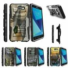 For Samsung Galaxy On7 | J7 Prime | J7 Halo (2017) Stand Clip Case Flying Duck