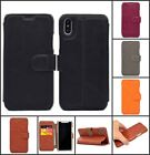 Shockproof Flip Leather Wallet Card Stand Holder Case Cover For iPhone 6 6S 7 8