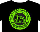 T shirt up to 5XL Tractor vintage classic veteran Massey David brown Deere Ford