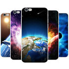 Space Exploration Snap-on Hard Back Case Phone Cover for Apple Mobile Phones