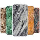 Print Of Natural Marble Snap-on Hard Back Case Phone Cover for Apple Phones