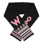 MWCS222 Wrangler Women's Tough Enough To Wear Pink Scarf NEW