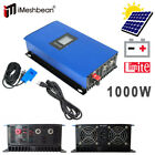 1000W Solar on Grid Tie Inverter with Power Limiter DC 22-65V/45-90V PV system