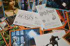Panini Fantastic Beasts and Where To Find Them and Harry Potter Loose Stickers