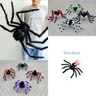 Halloween Party Plush Spider Trick Bar Home Toys Decoration Realistic Soft Props