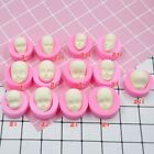 Silicone Face Mold Fondant Cake Molds Candy Chocolate Making Mould Baking Tool