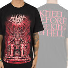 Authentic THY ART IS MURDER Band King of Hell T-Shirt S-3XL NEW