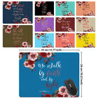 X-Large Mouse Pad Non-Slip Rubber Bible Verses Design for Home Office Gaming