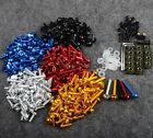 Fairing Bolts Kit Fastener Clips Screws for Yamaha YZF R1 R6 R25 R3 R125 FZ09
