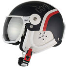 HMR H1 Visor Helmet Ski Snowboard Protection with Leather