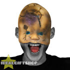 DOLL FACE HALLOWEEN MASK HORROR FACE BROKEN CRACKED CHINA BABY SCAR FANCY DRESS