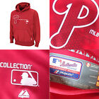 Philadelphia Phillies MLB Officially Licenced Hooded Fleece XL