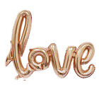 Hot Aluminum Balloon LOVE Shape Balloon Wedding Decoration Helium Balloon US