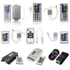 3/10/11/17/24/44 Key IR/RF Remote Controller Steuerung Single RGB RGBW LED Strip
