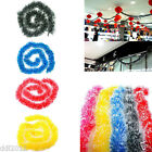 2m Christmas Party Xmas Tree Ornaments Tinsel Hanging Decorations 5 Colors