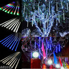 144/240 DEL Meteor Shower Rain Lights Waterproof 8 Tubes String for Xmas Party